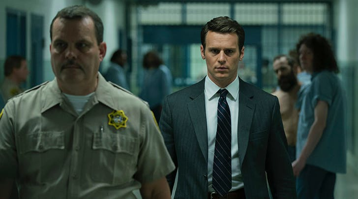Netflix's 'Mindhunter' Is Here to Help You Channel Your Inner Olivia Benson