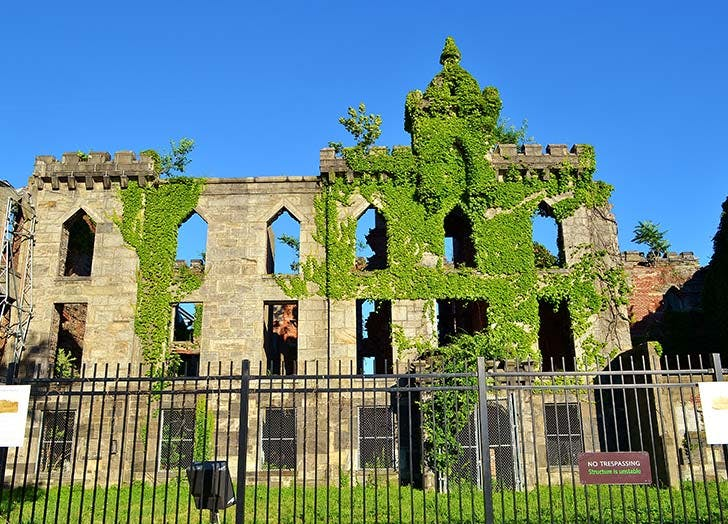 NY haunted places LIST8