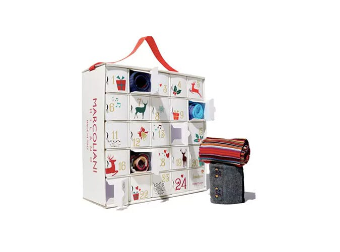 Neiman Marcus Sock Advent Calendar