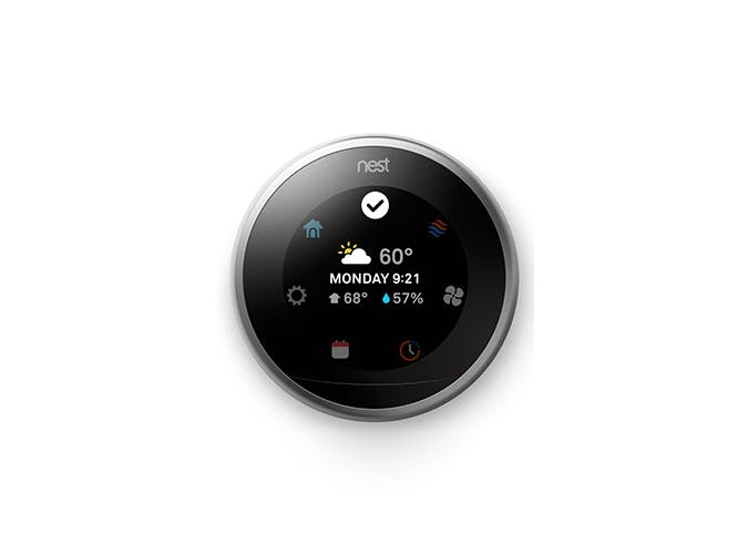 Nest Temperature Control