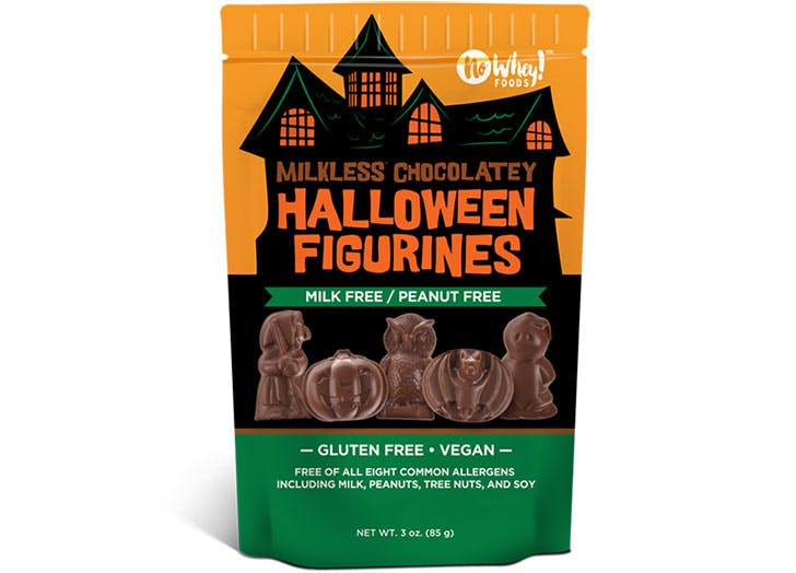 No Whey Halloween Figurines Allergy Free Chocolate