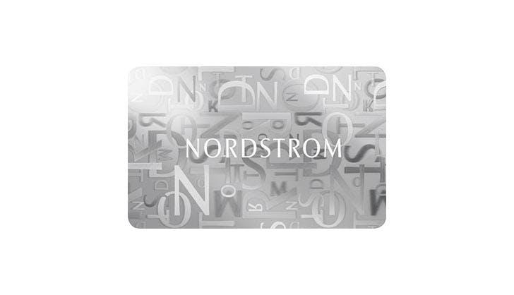 Nordsrom Gift Card