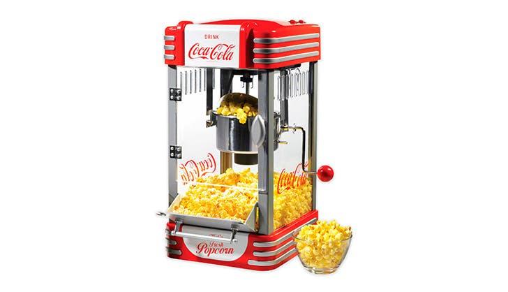 Nostalia popcorn maker