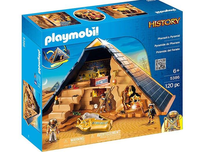 PLAYMOBIL Pharaoh s Pyramid
