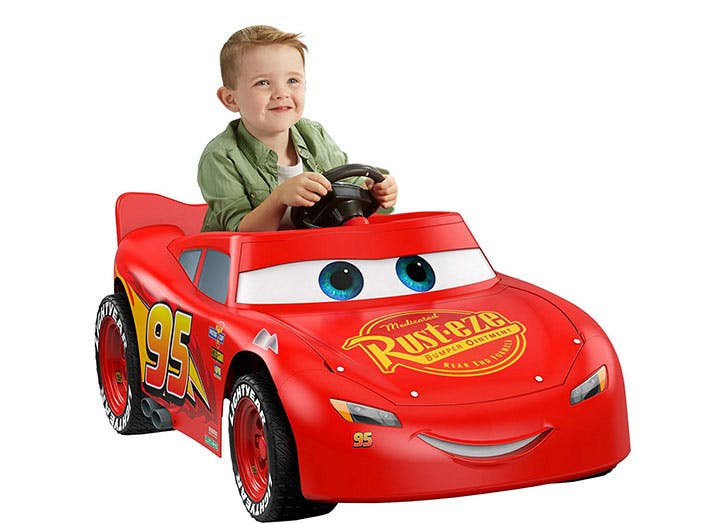 Power Wheels DisneyPixar Cars 3 Lightning McQueen