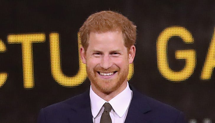 Prince Harry Invictus Games