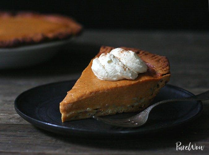 Pumpkin Pie Recipe With Cinnamon Roll Crust