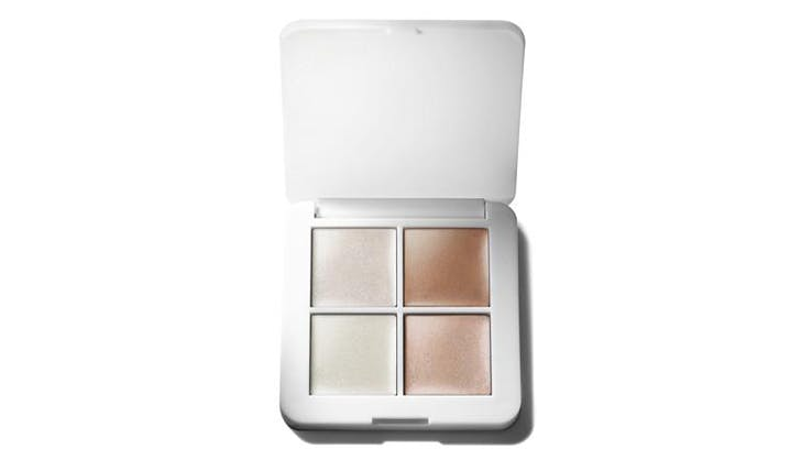 RMS Beauty Luminizer X Quad nautral beauty gift guide