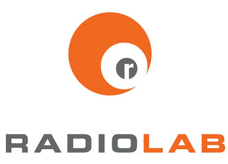 Radiolab podcast for teens