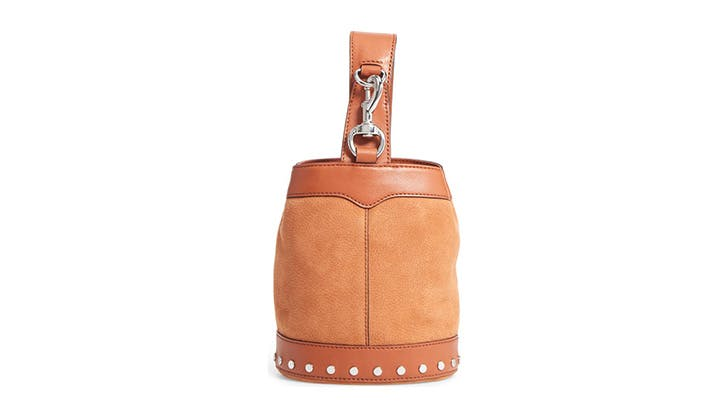 Rebecca Minkoff mini bucket bag