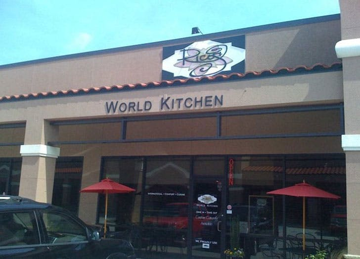 Ricos World Kitchen Buford Georgia