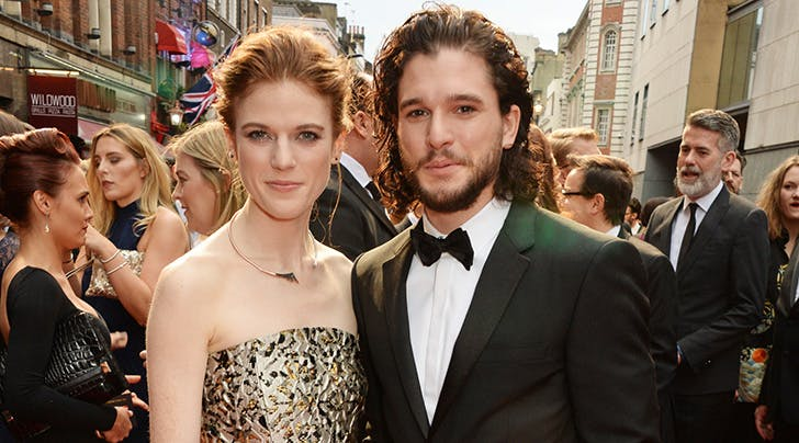 Kit Harington Is Getting Married & He'll Shut Down 'GoT' Production If He Wants To
