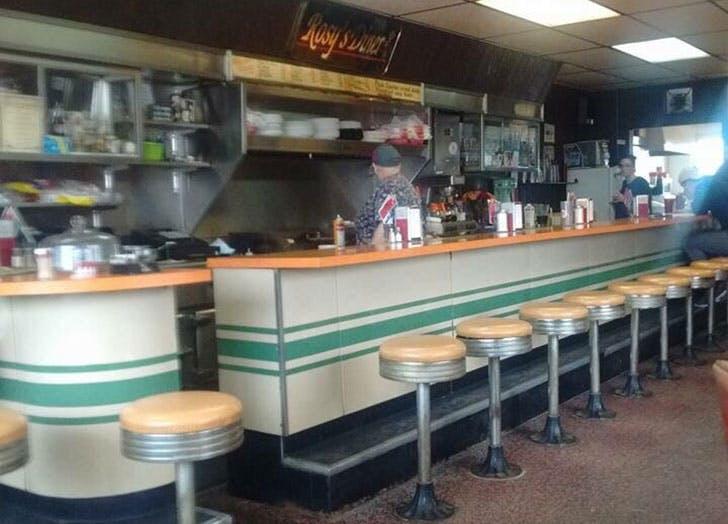 Rosys Diner Escanaba