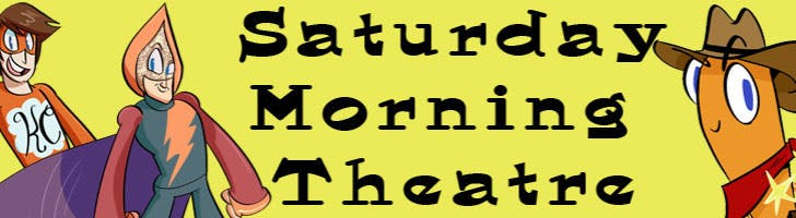 Saturday Morning Theatre podcast for kids