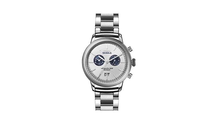 Shinola Men s Bedrock Bracelet Watch
