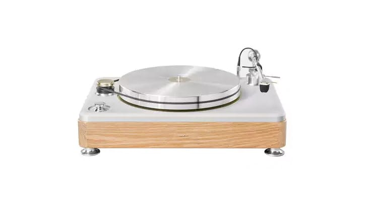 Shinola The Runwell White Oak Wood Turntable