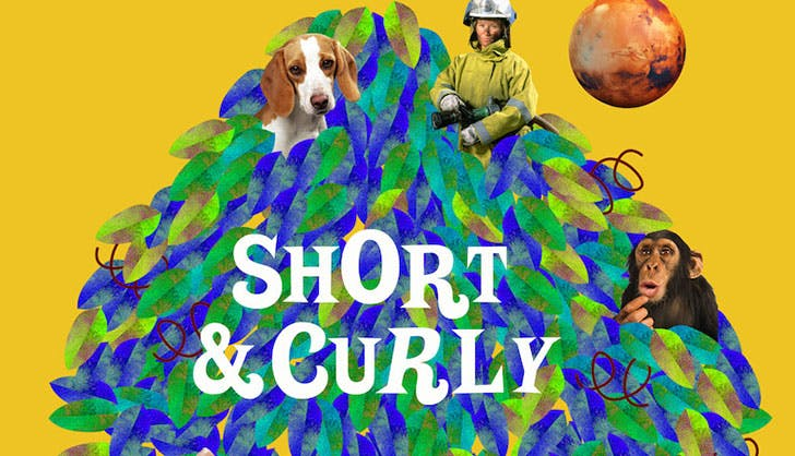 Short and Curly podcast for kids