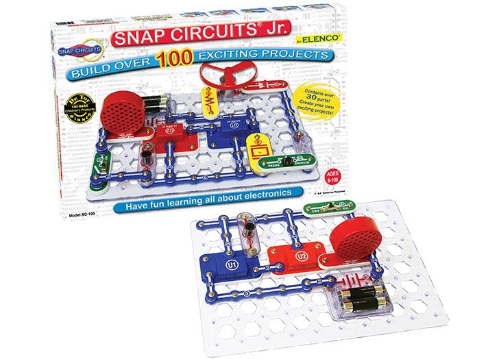 Snap Circuits Amazon toy copy