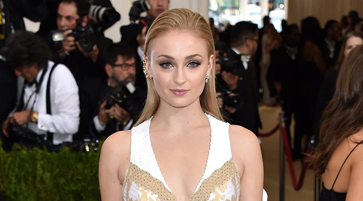 Sophie Turner Dishes on All Things 'GoT' with a Side of Joe Jonas