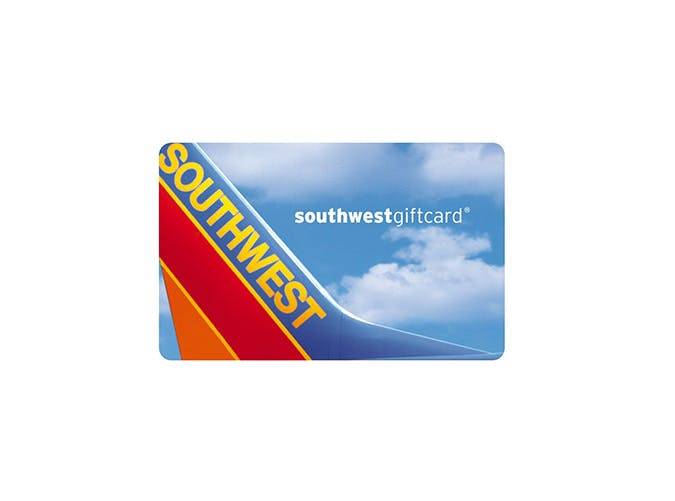 Southwest gift card men s gift guide