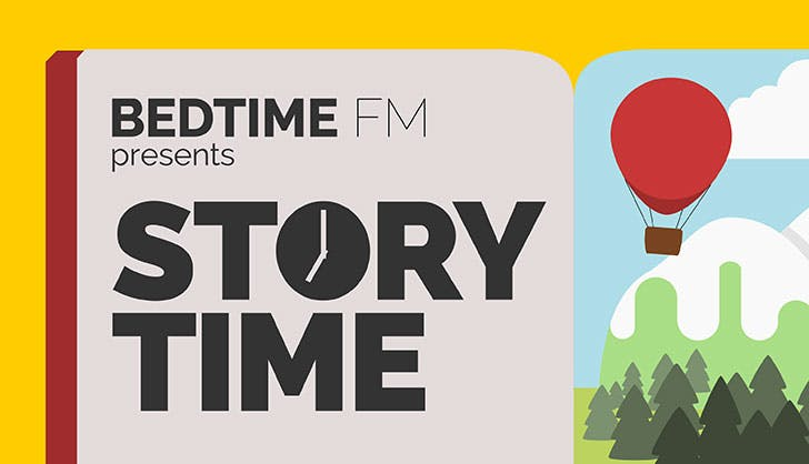 Storytime podcast for kids