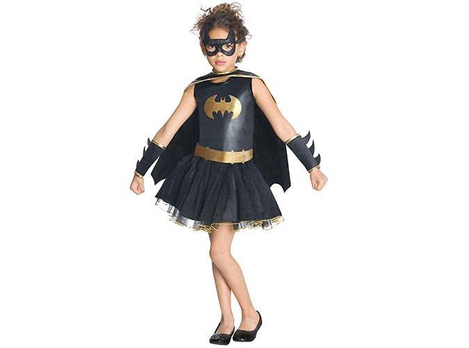 Superhero Batgirl Halloween costume