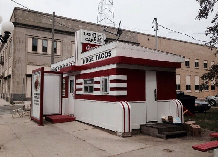 Suzie Q Mason City Iowa diner