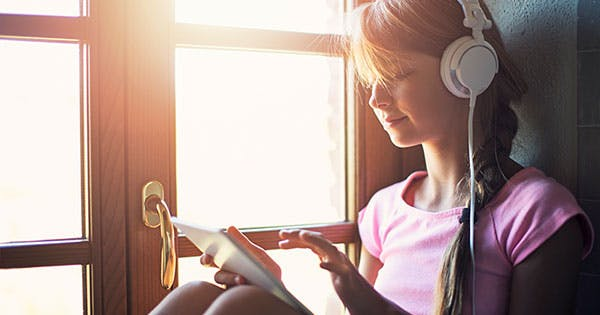 Podcasts for teen girls