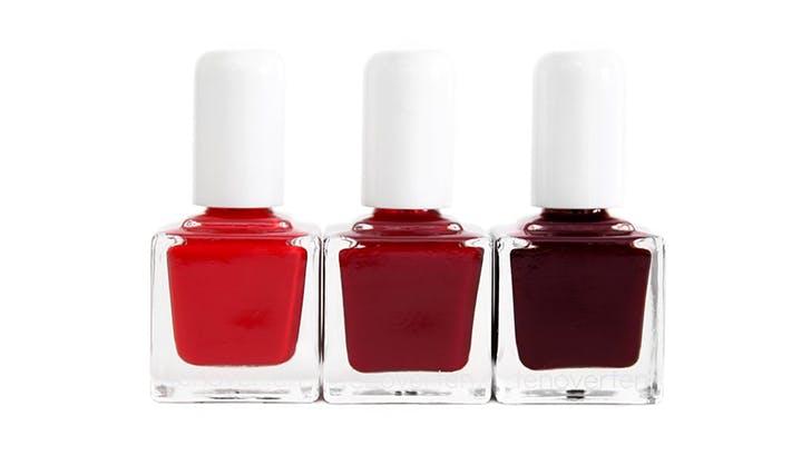 Tenoverten Ideal Reds Set natural beauty gift guide