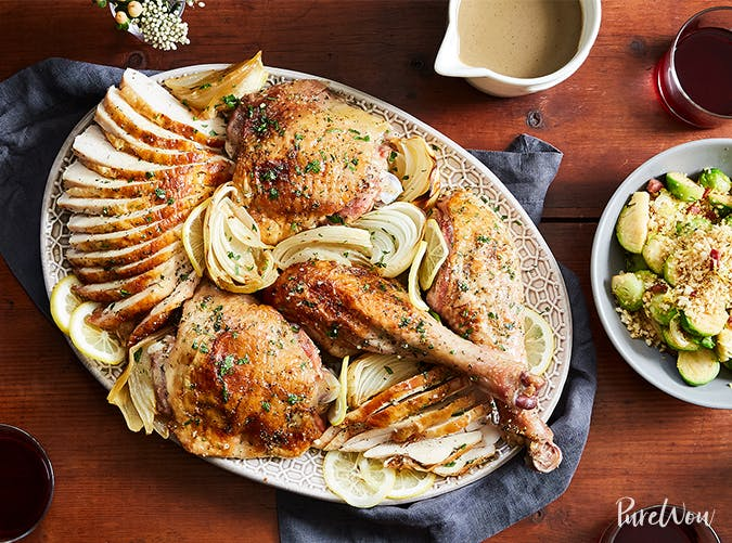 Thanksgiving in Two Hours november meal ideas