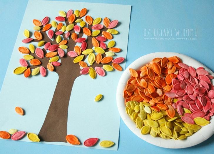 Thanksgiving Kids Craft Ideas Part - 26: Thanksgiving Kid Craft 3