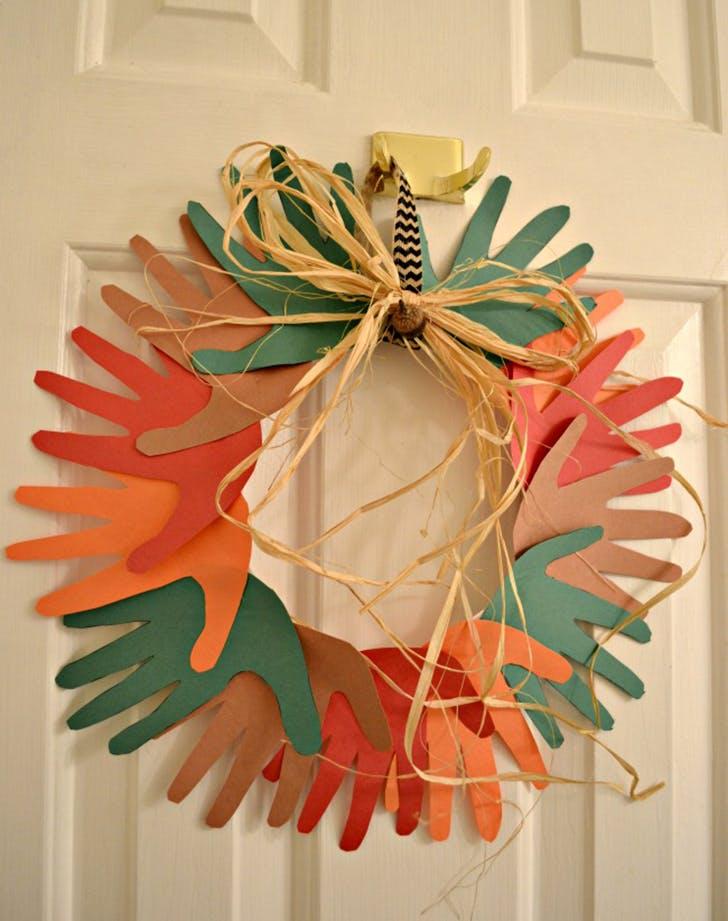 Thanksgiving kid craft 8