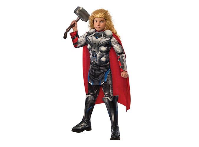The Avengers Thor Halloween child costume