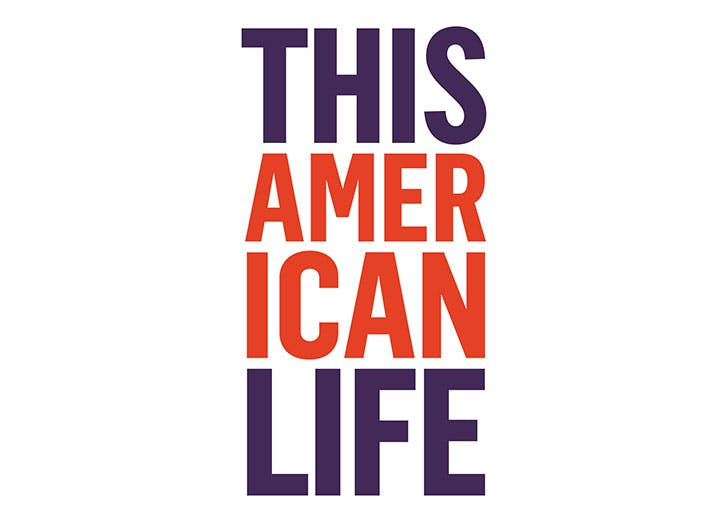 This American Life podcast for teens