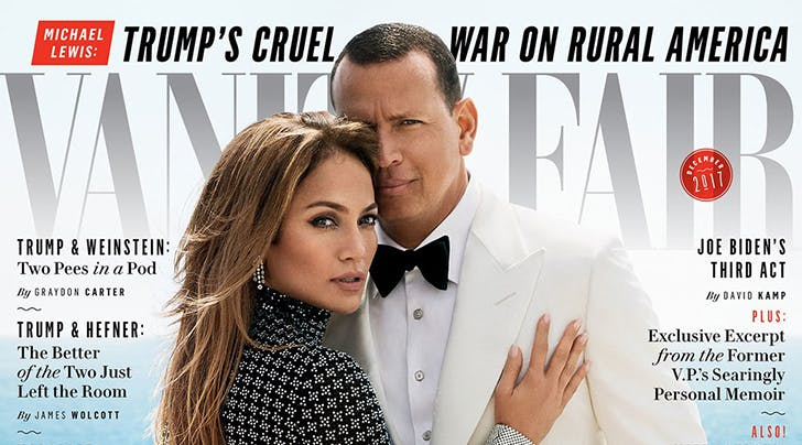 The True Love Story of How A-Rod and J.Lo Became J-Rod