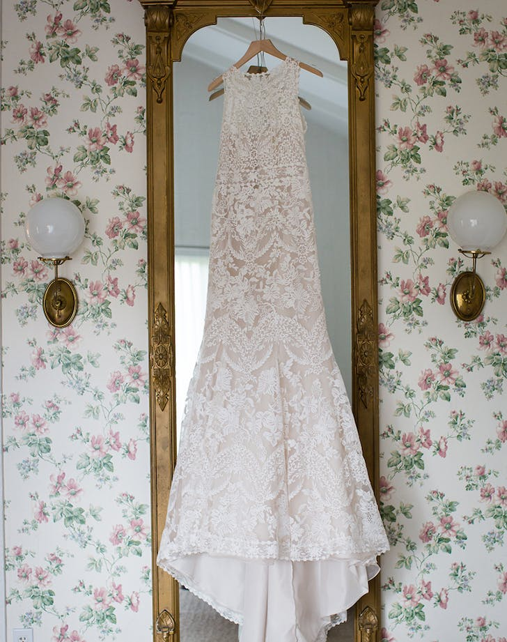 VT Wedding dress
