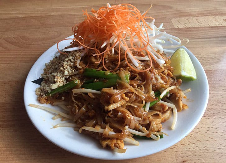 Washington Thai Wok Kitchen food