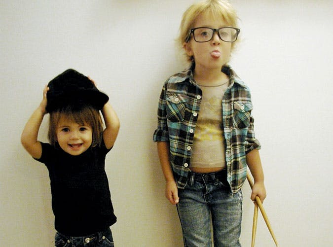 Wayne and Garth Hallowen costume idea