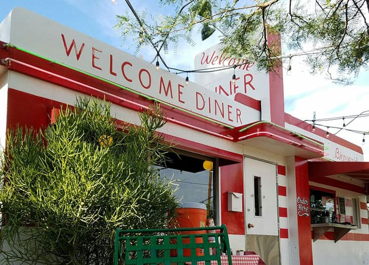 Welcome Diner in Phoenix Arizona