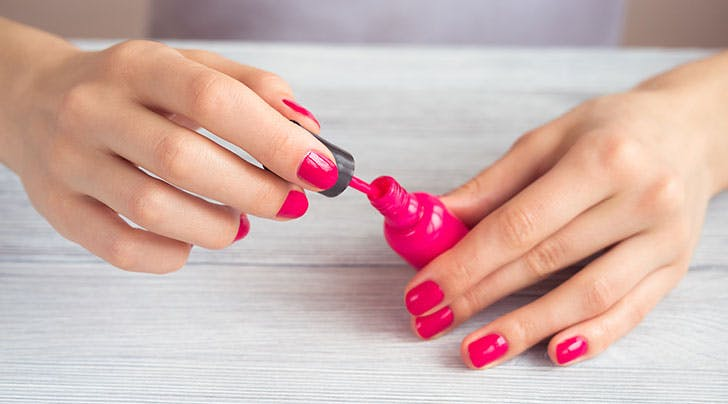 The Brilliantly Easy Way to Fix Clumpy Nail Polish