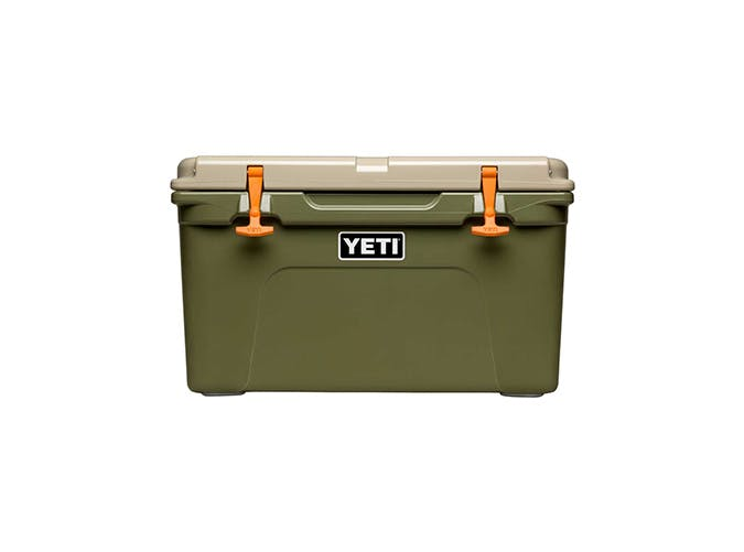 Yeti limited edition cooler