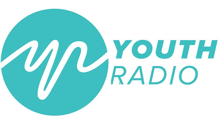 Youth radio logo best podcasts for teens