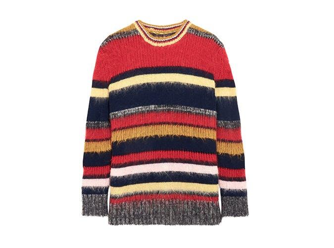 alexa chung striped sweater  24