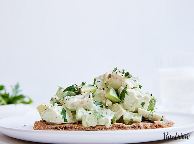 avocado chicken salad 501