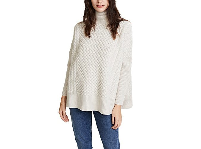 ayr square sweater  37