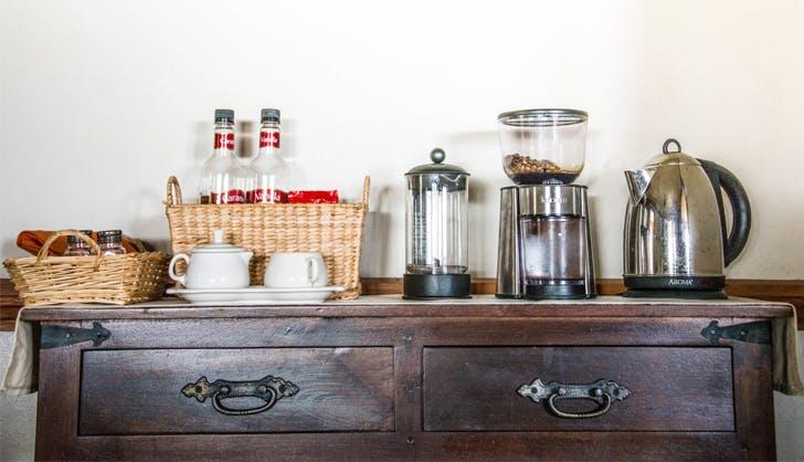 bai coffee station