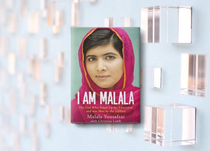 best memoirs malala