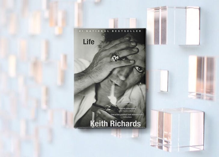 best memoirs richards