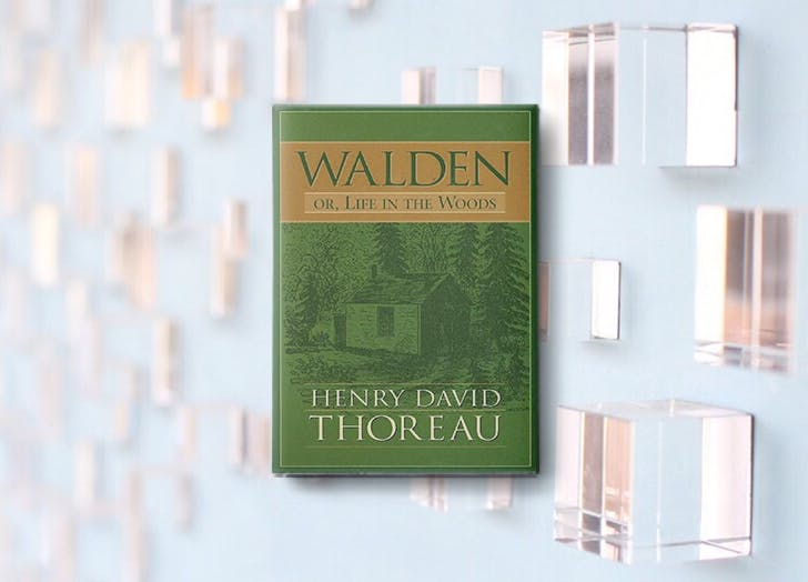 best memoirs thoreau