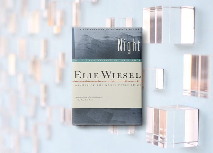best memoirs wiesel